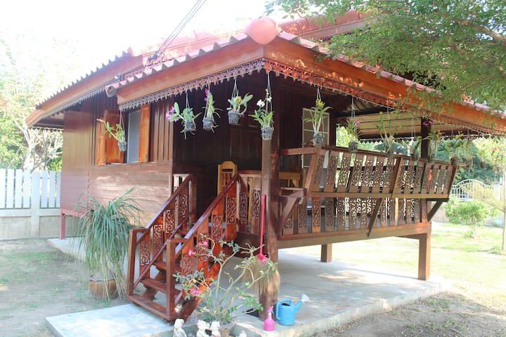 Mango Garden Gästehaus - Wat Sing - Rumah Tamu