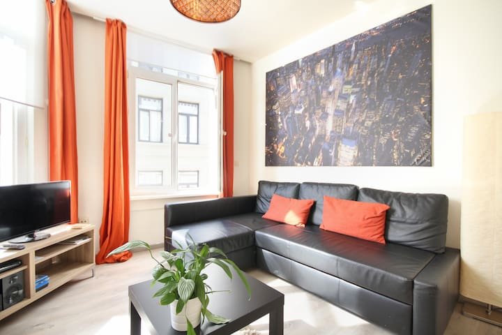 Classy flat @ Antwerp Old Town + free WiFi