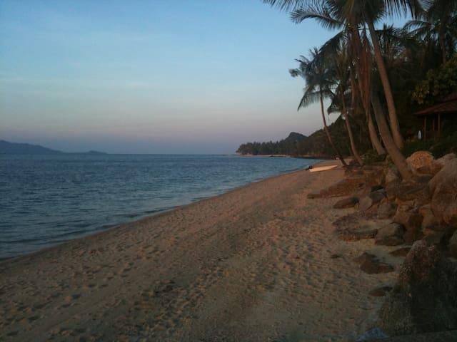 Beautiful villa facing beach/pool. - Ko Samui - Ev