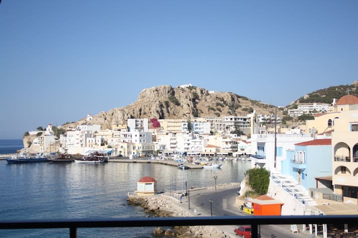Amazing view, central location - Karpathos - Byt