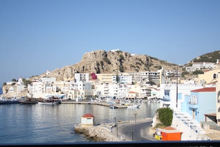 Amazing view, central location - Karpathos - Lejlighed