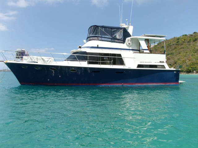 Grenada Luxurious Charter X 2 - St Georges - Boot