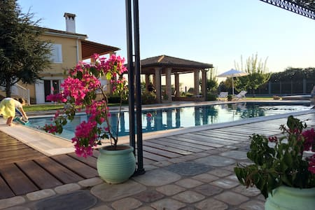 Peloponnese Country Luxury Villa - Vila