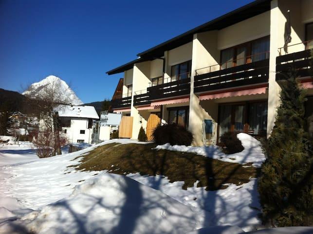 Seefeld in Tirol in pieno centro - Seefeld in Tirol - Appartamento