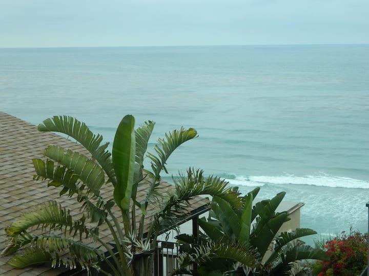 Oceanfront vacation getaway