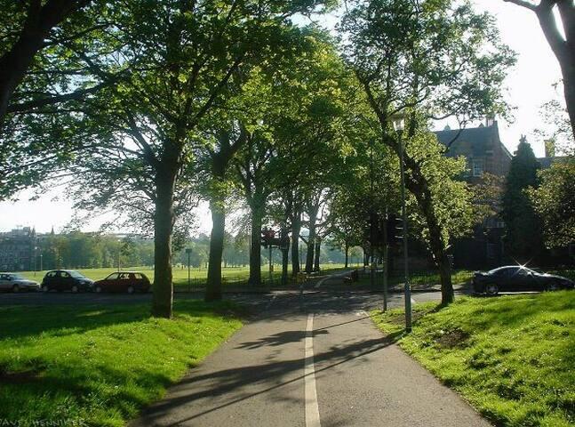 Bruntsfield Links
