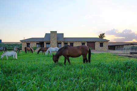 Casa Rural Ecuestre-Hab. Java Madera Insonorizada