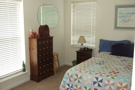 PRIVATE ROOM - QUEEN BED - VIEW - Panama City - Casa