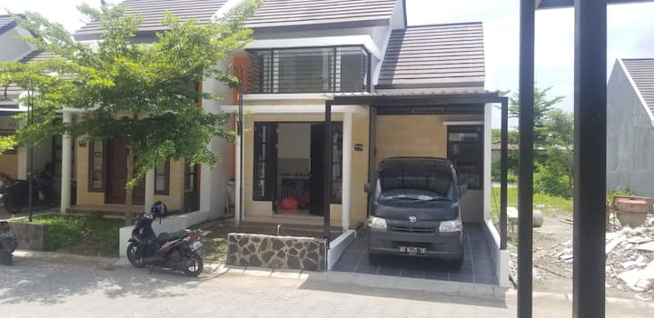 Green Permata Residence Homestay Murah