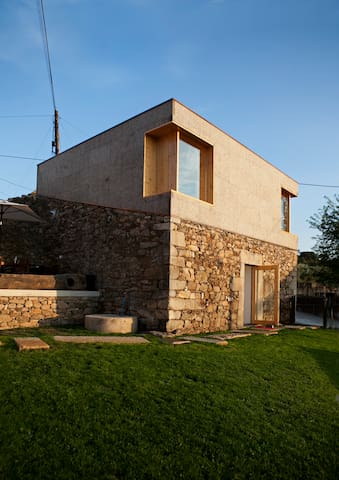 Casa do lagar - Mirandela - Ház