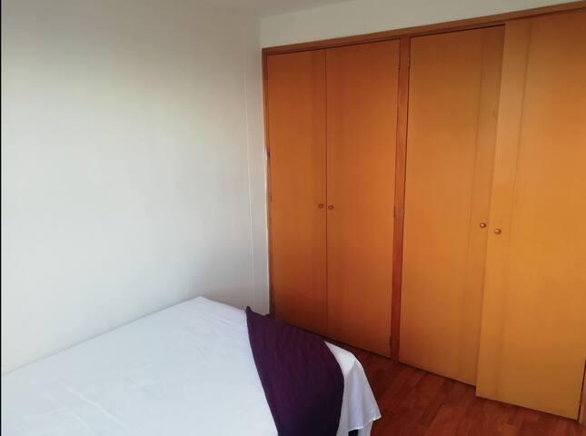 habitación / closet