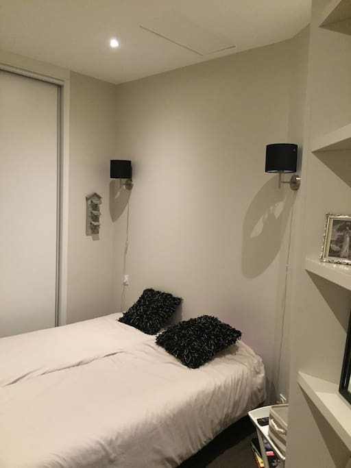 Chambre  X 160 ou 2x80
