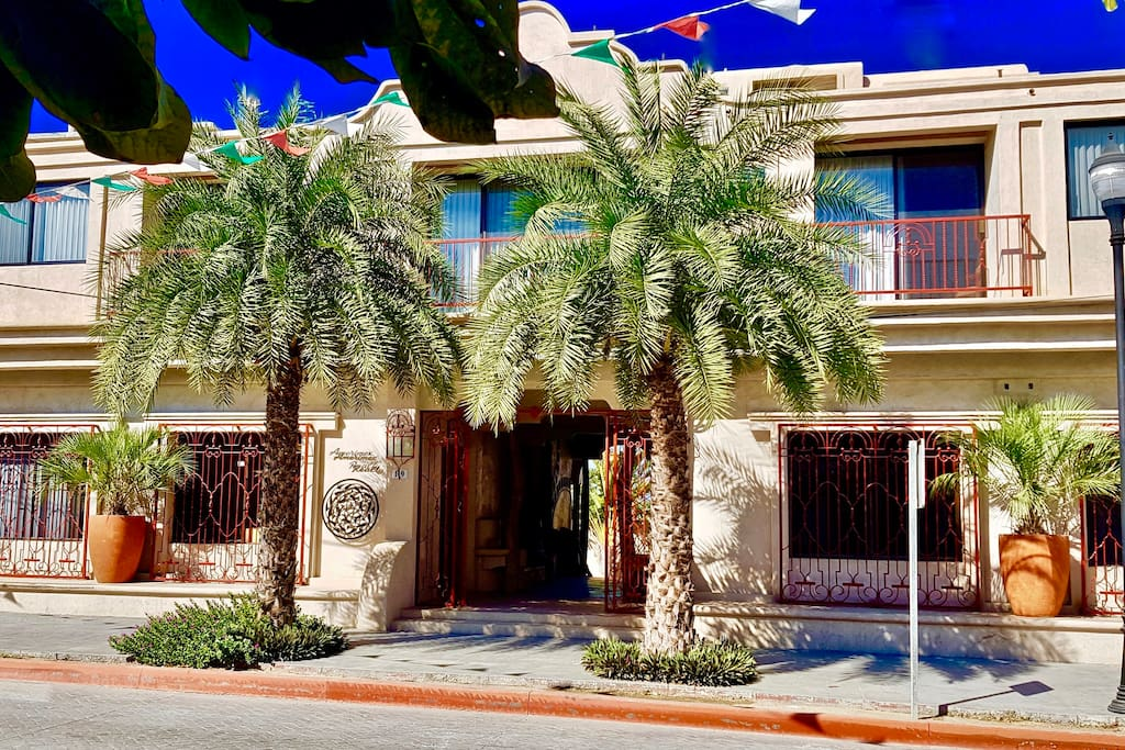 In the Heart of the Todos Santos Historic District