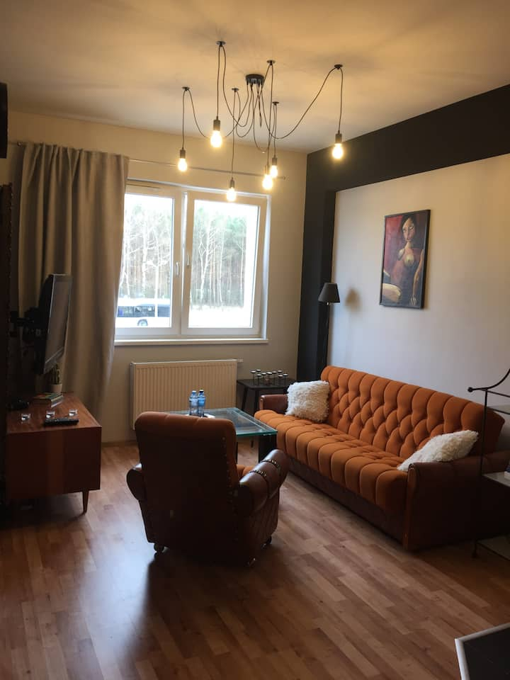 Apartament Leśny Zakątek