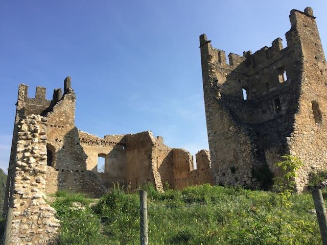 Ruines et châteaux cathares