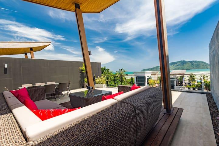Sea View, Mojito Residence Phuket - Tambon Rawai - Villa