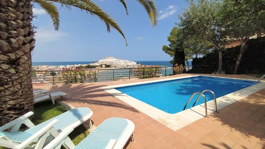Villa Vicent - Palco exclusivo a la Ciudad del Mar