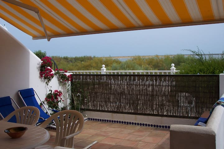Beautiful house with sea view - Illa Cristina - Casa