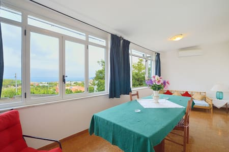 panoramic apartment FORIO ISCHIA - House