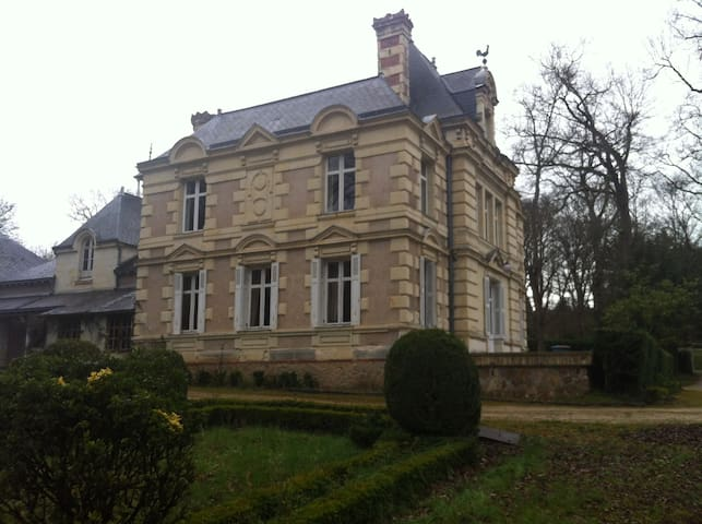Charming accommodation Loire river - LE THOUREIL
