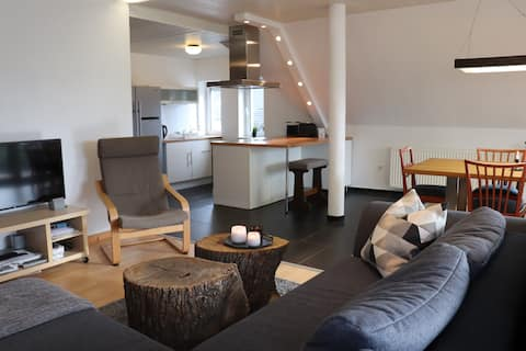 Moderne 3-Zimmer-Ferienwohnung nahe Osnabrück