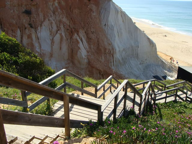 Portugal - Algarve -  Apt Albufeira - Olhos de Água - Talo