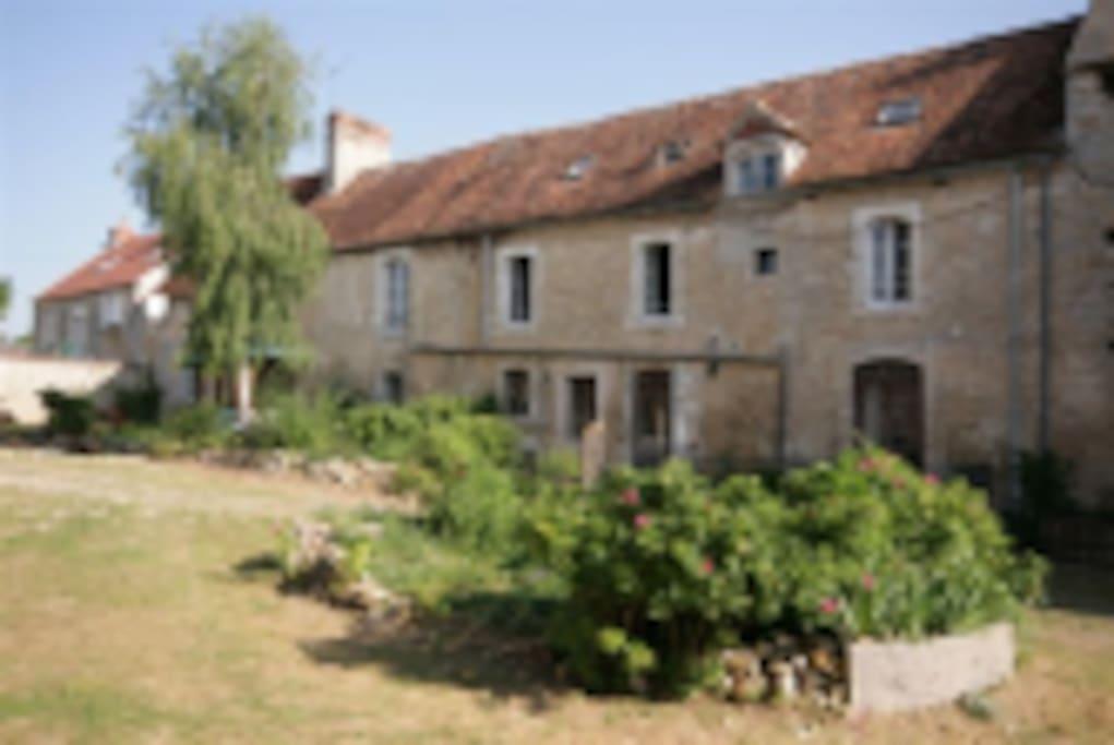 Calvados room chambres d 39 h tes louer fresn la m re for Chambre d hotes basse normandie