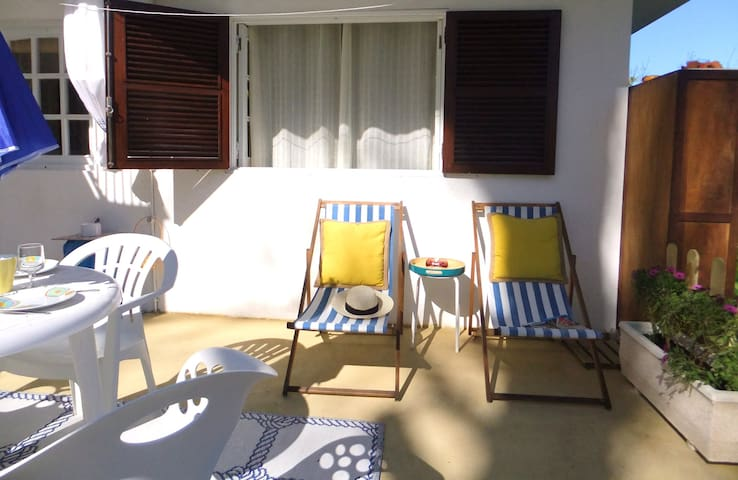6 beds garden flat 10km South Porto with metro - Vila Nova de Gaia - Apartment