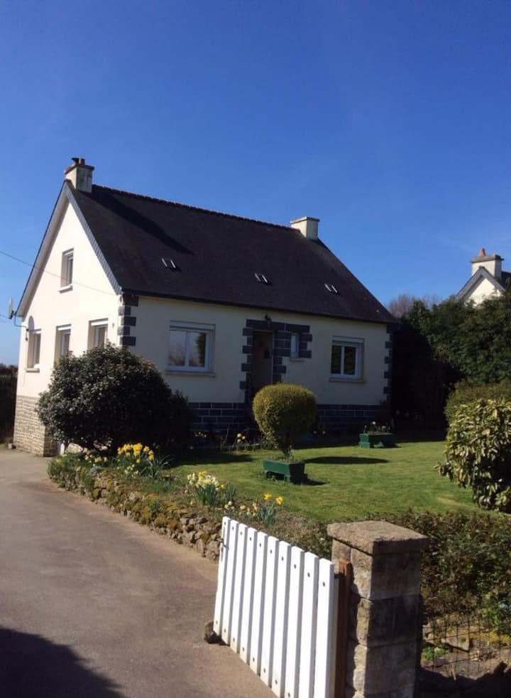 Kervilin B&B, Rostrenen France