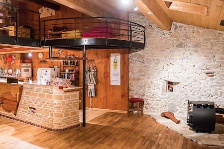 Gite de charme près du Pic St Loup - Sauteyrargues - 独立屋