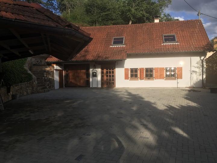 Traumhaftes Ferienhaus im Herzen des Saarlandes