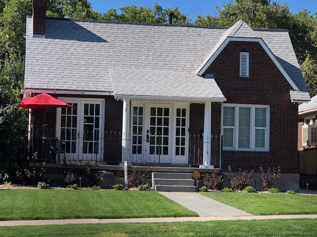 Special! Newly Renovated Tudor in Sugar House