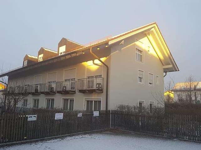 Apartment für 1 Person im Dachgeschoss