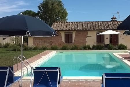 Panoramic Holiday House in Tuscany - Cortona