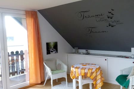Gästezimmer in Albersdorf - Albersdorf - Appartamento