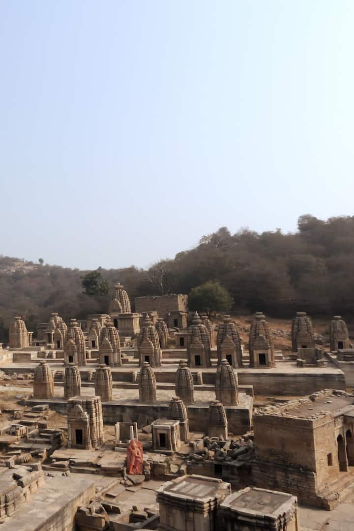 Bateshwar Templescape