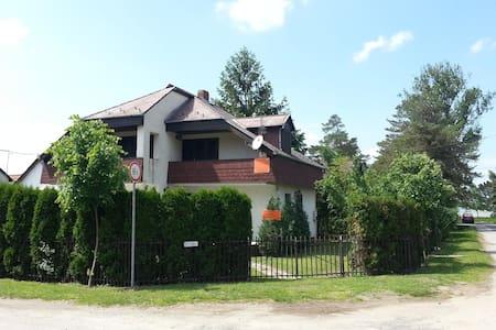 Bianka apartmanház I/A Balatonfenyves - Balatonfenyves