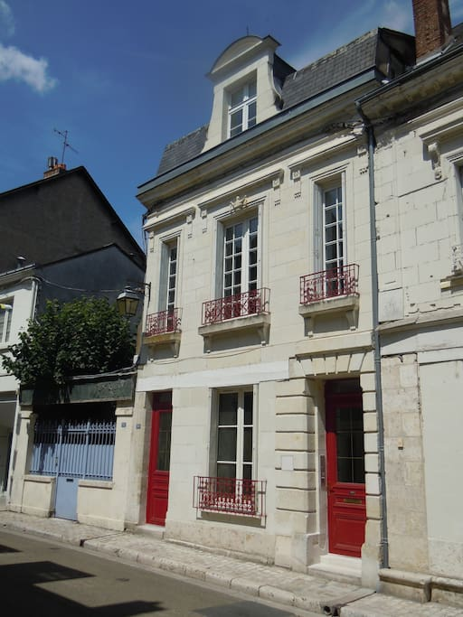 Location Appartement Amboise