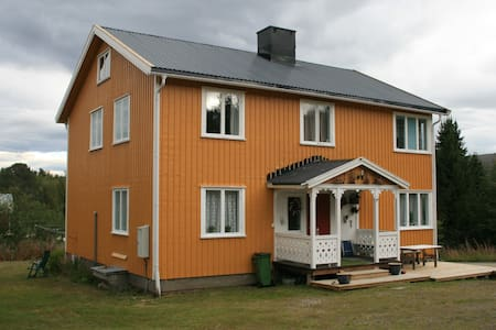 Apartment in Jäkkvik Lapland Villa Ilstad