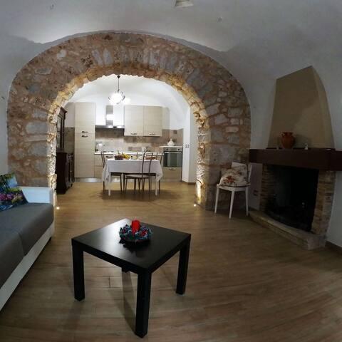 La casa dei nonni - Appartamento Orso Bruno