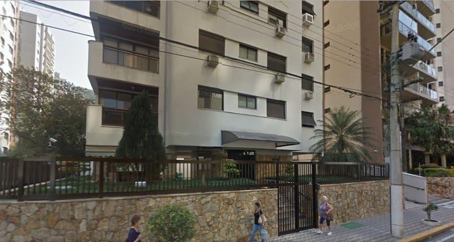 Cozy Apt. / beach service - Guaruja - Apartment