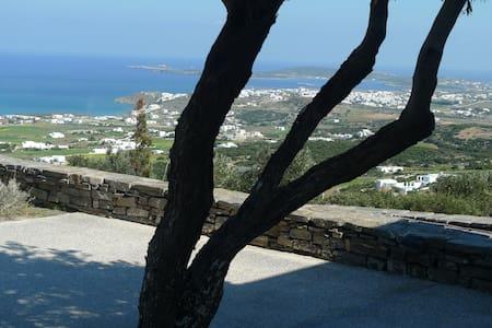 Unique house on the island of Paros - Paros - Villa