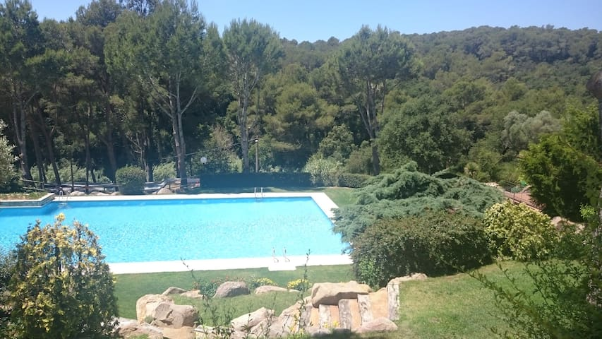 Tramuntana 2: Gran terraza y piscina, 800m del mar