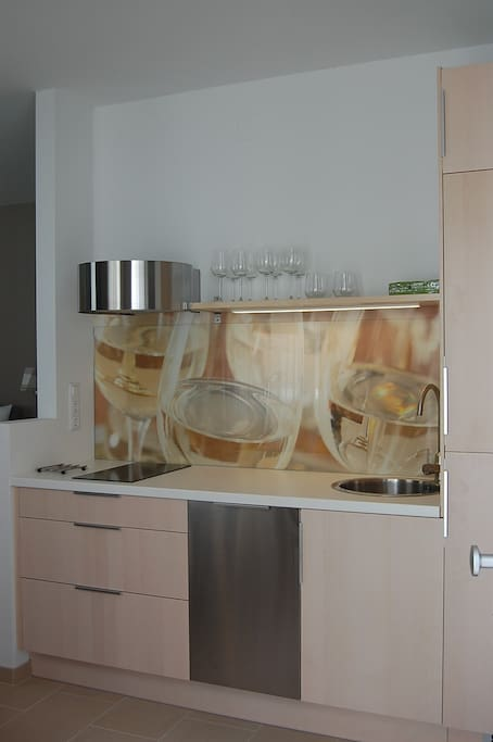 Apartment Veltliner Küchenzeile