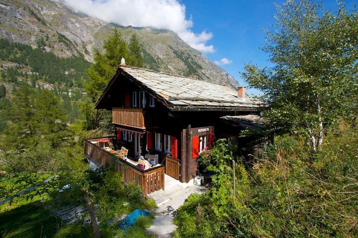 Chalet Bergheim - Ski-in/Ski-out - Zermatt - บ้าน