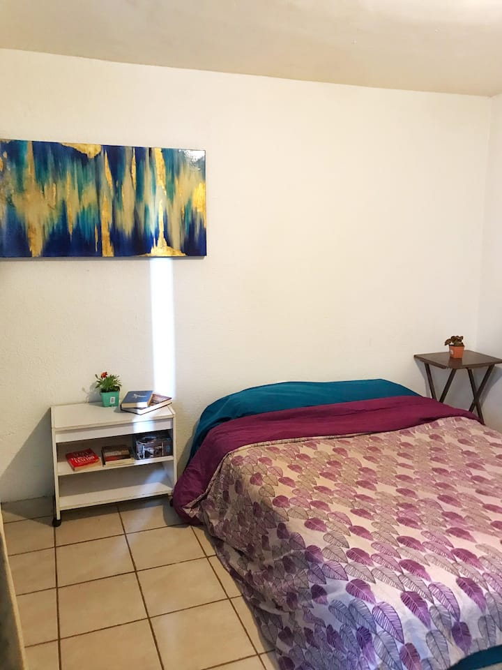 AFORDABLE BEDROOM ZONA RIO TJ
