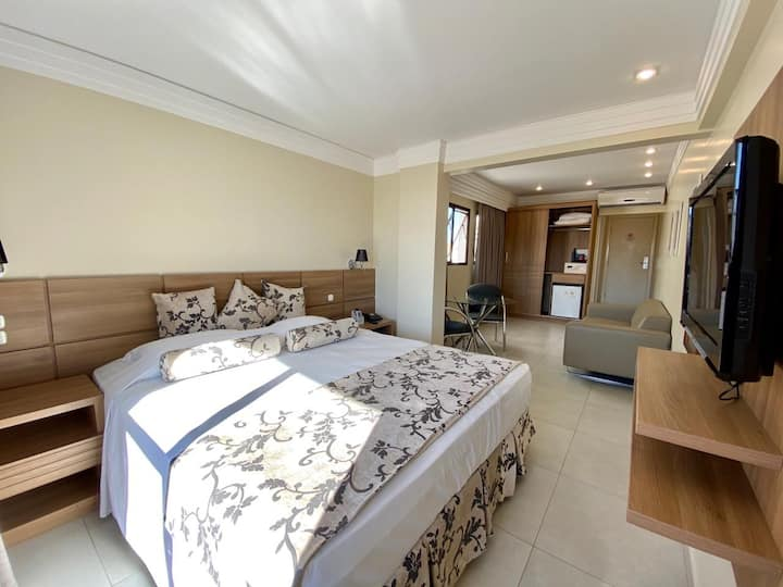 FLAT/HOTEL WYNN BATEL
