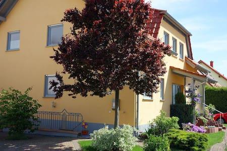 "Antjes FeWo ""Sonnenblume"" - Flonheim - Apartment"