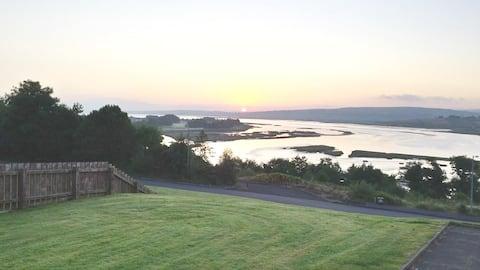 Veľkolepé výhľady v Letterkenny County Donegal