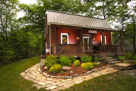 Silver Star Cabin at Silver Lake - Mears - 小木屋